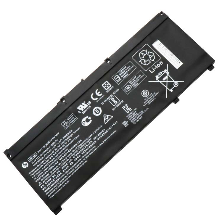 Bateria HP Gaming Pavilion 15-CX0007NM 15.4V 70.07Wh